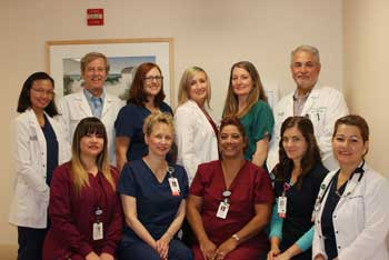 The Wound Healing Center at Osceola Regional Medical Center staff